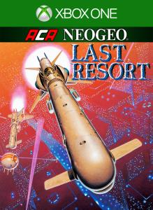 ACA NEOGEO LAST RESORT