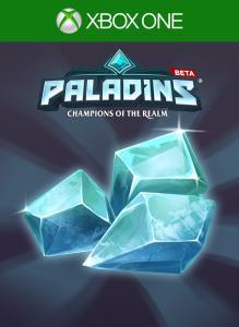 200 Paladins Crystals