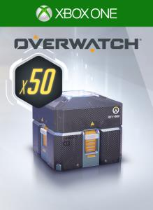Overwatch - 50 Anniversary Loot Boxes