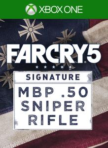 FAR CRY 5 - Signature MPBI .50 Sniper Rifle