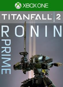 Titanfall 2: Ronin Prime