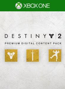 Destiny 2 - Premium Digital Content Pack