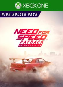 Need for Speed Payback - Deluxe Edition Content