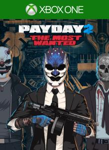 PAYDAY 2: CRIMEWAVE EDITION - The Most Wanted DLC Bundle