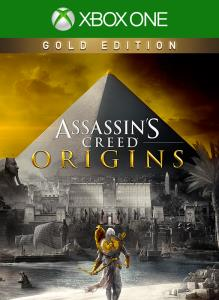 Assassin's Creed Origins - GOLD EDITION DLC content