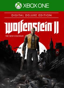 Wolfenstein II: The New Colossus Digital Deluxe Edition