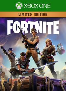 Fortnite - Limited Edition Founder's Pack