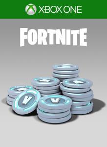 Fortnite - 6,000 (+1,500 Bonus) V-Bucks