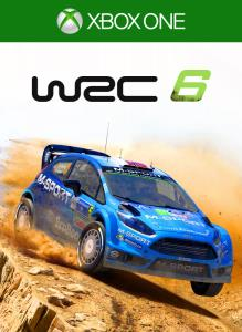 WRC 6 FIA World Rally Championship