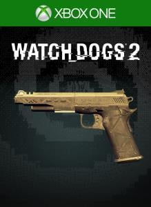 Watch Dogs2 - Protocol Pistol Pack