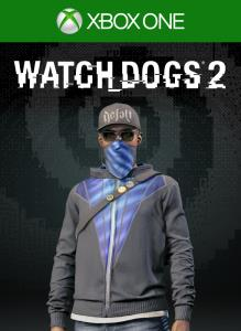 Watch Dogs2 - Defalt Outfit Pack
