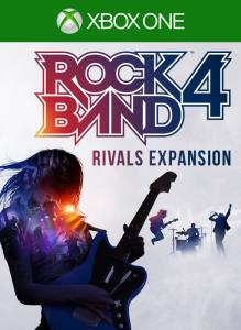 Rock Band Rivals Expansion