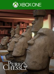 Pure Chess Easter Island Chess Set