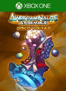 Disco Voltar - Awesomenauts Assemble! Skin