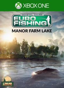 Euro fishing manor farm lake on xbox one for Fishing xbox one