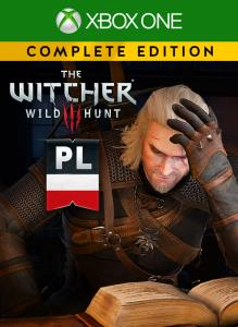 The Witcher 3: Wild Hunt  - Complete Edition Language Pack (PL)