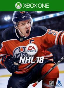 EA SPORTS NHL 18 Standard Edition