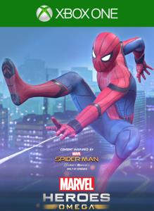 Marvel Heroes Omega - Spider-Man: Homecoming Pack