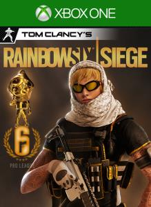 Tom Clancy's Rainbow Six Siege : Pro League Valkyrie Set
