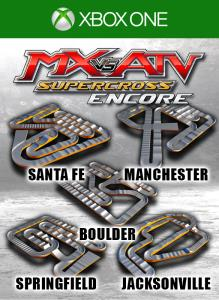 Supercross Track Pack 4