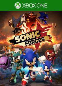 SONIC FORCES Digital Standard Edition