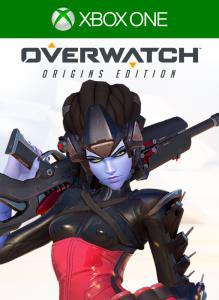 Overwatch Pre-Order Bonus-Noire Widowmaker Skin