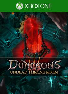 Dungeons 3 - Undead Throne Room