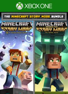 The Minecraft: Story Mode Bundle