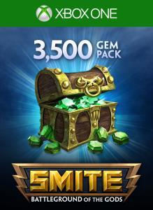 3500 Gems