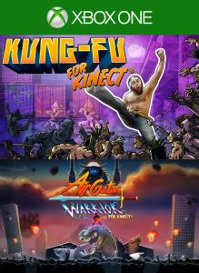Kinect Bundle: Kung-Fu & Air Guitar Warrior