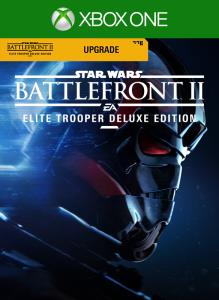 STAR WARS Battlefront II: Elite Trooper Deluxe Edition - Upgrade