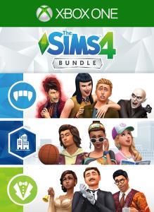 The Sims 4 Bundle - City Living, Vampires, Vintage Glamour Stuff