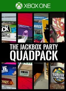 The Jackbox Party Quadpack on Xbox One