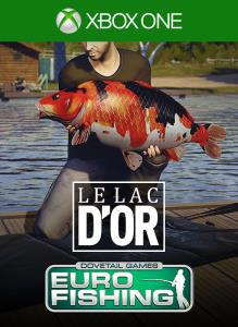 Euro fishing le lac d 39 or on xbox one for Fishing xbox one