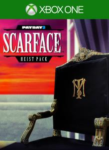 PAYDAY 2: CRIMEWAVE EDITION - Scarface Heist