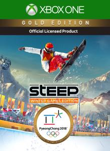 Steep – Winter Games Gold Edition