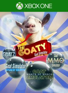 Goat Simulator price tracker for Xbox One