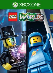 LEGO Worlds Classic Space Pack and Monsters Pack Bundle