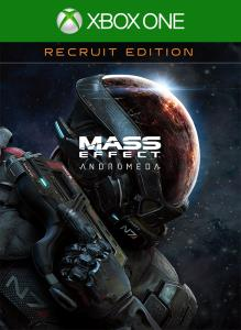 Mass Effectâ?¢: Andromeda â?? Standard Recruit Edition