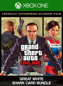 Criminal Enterprise Starter Pack and Great White Shark Card Bundle