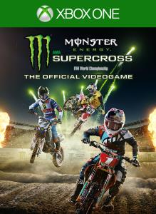 Monster Energy Supercross - Themed Liveries and Tracksuits
