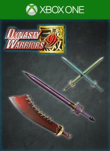 3 Original Weapons