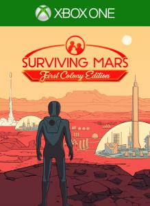 Surviving Mars  - Pre-order First Colony Edition