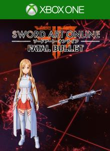SAO: FATAL BULLET SAO Asuna Costume and Weapon Pack