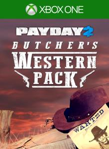 PAYDAY 2: CRIMEWAVE EDITION - The Butcher's Western Pack