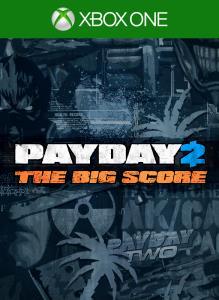 PAYDAY 2 - CRIMEWAVE EDITION - THE BIG SCORE DLC Bundle!
