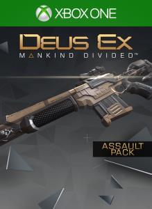 Deus Ex: Mankind Divided - Assault Pack