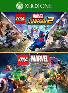 LEGO Marvel Super Heroes Bundle
