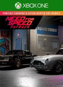 Need for Speed Payback: Pontiac Firebird & Aston Martin DB5 Superbuild Bundle