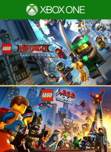 LEGO Movies Game Bundle